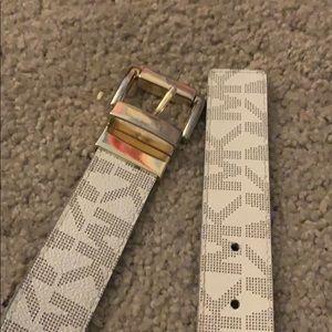 Michael Kors reversible belt size L